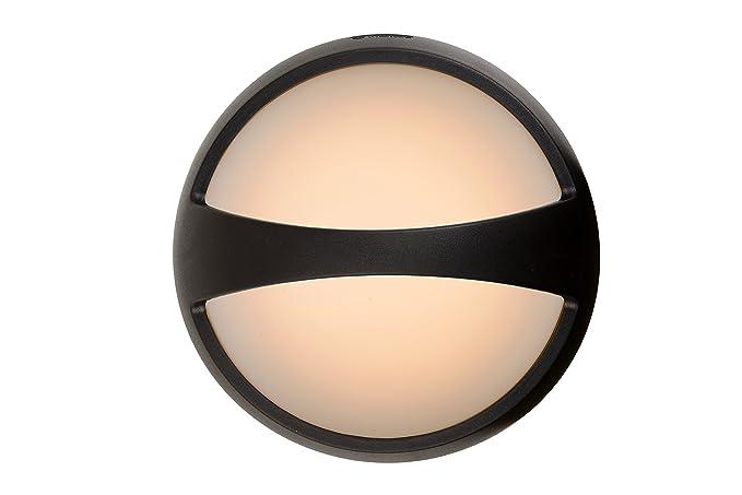Lucide Yazoo - Lámpara LED de techo exterior - Diámetro 17 ...