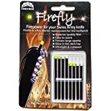 Firefly Variety 8 Pack - Fire Starter Accessory for Swiss Army Victorinox Knives