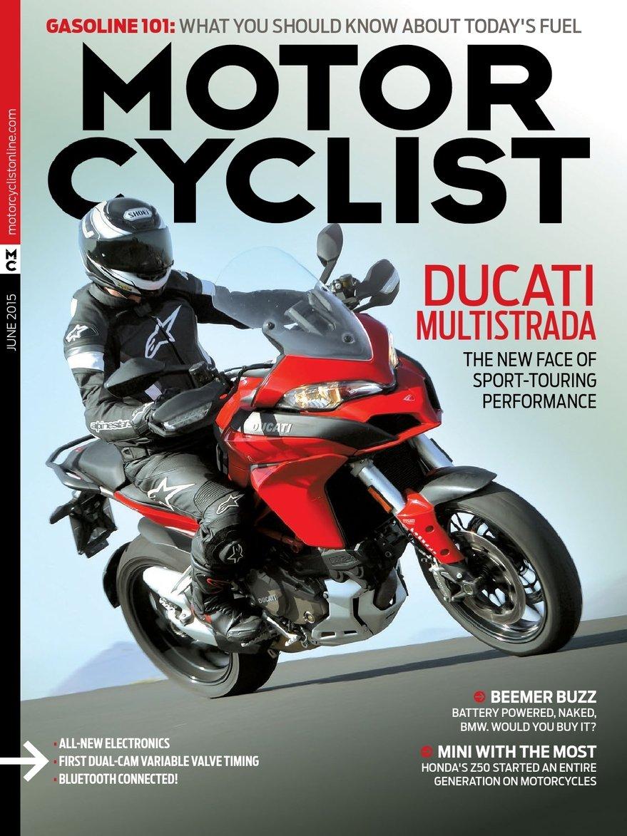 Download Motorcyclist Magazine June 2015 - Ducati Multistrada PDF