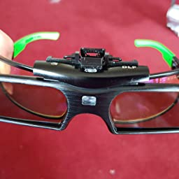 Pergear 144hz 3d Dlp Link Active Shutter Glasses For Amazon Co Uk Electronics