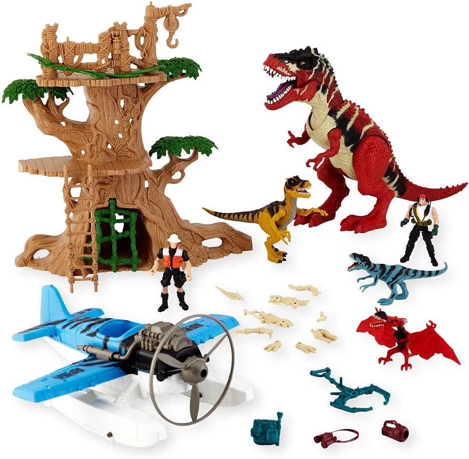 Animal Planet Giant T- Rex Playset