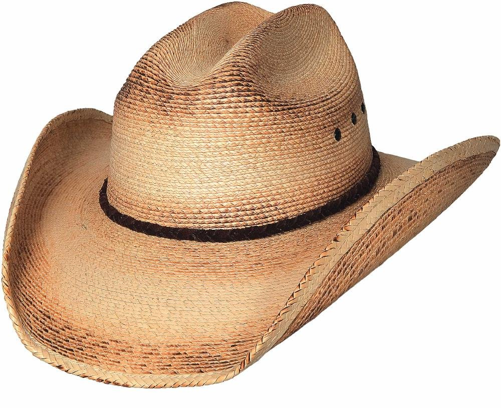 Bullhide Montecarlo Pony Express Children's 15X Classic Palm Leaf Western Hat Adjustable Size