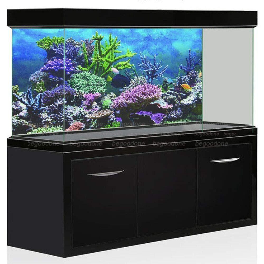 FidgetGear subacqueo corallo acquario sfondo poster Fish Tank decorazioni murali sticker
