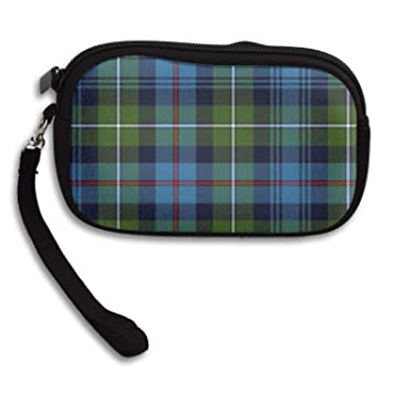 Amazon.com: Monedero Mackenzie Highlander Tartan antiguos ...