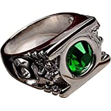 Cosparts® Green Lantern High Quality Alloy Ring Cosplay Costume