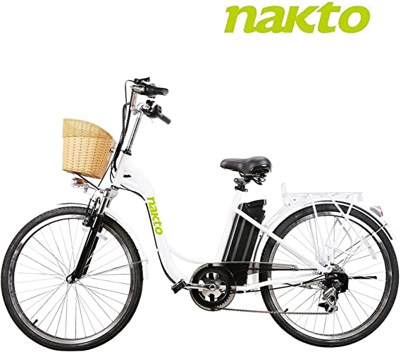 BRIGHT GG ebike with Removable 36V 10AH/48V 12AH Lithium Battery