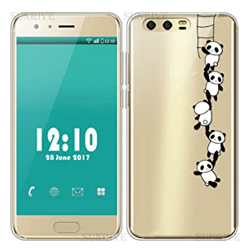coque huawei honor 9 panda