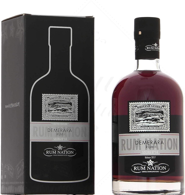 Rum Nation Demerara Solera No. 14 Limited Edition 40% - 700 ml in Giftbox