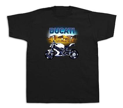 Motorcycle Ducati Bulgaria Tshirts Street Bike Motorcycle