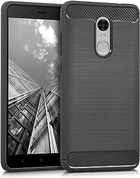 kwmobile Funda Compatible con Xiaomi Redmi Note 4 / Note 4X: Amazon.es: Electrónica