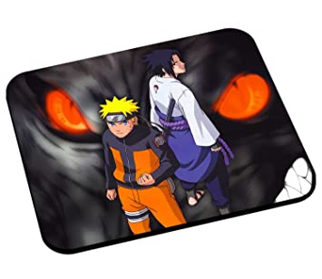 Alfombrilla de ratón Naruto Sasuke Demon Ninja Manga Monster ...