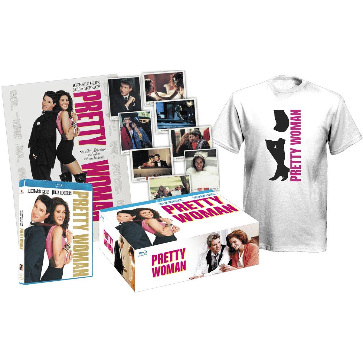Amazon com: Pretty Woman - Pack Collector (Blu-Ray + Tshirt