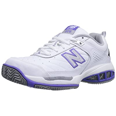 New Balance Women's WC806 Tennis-W Tennis Shoe | Tennis & Racquet Sports