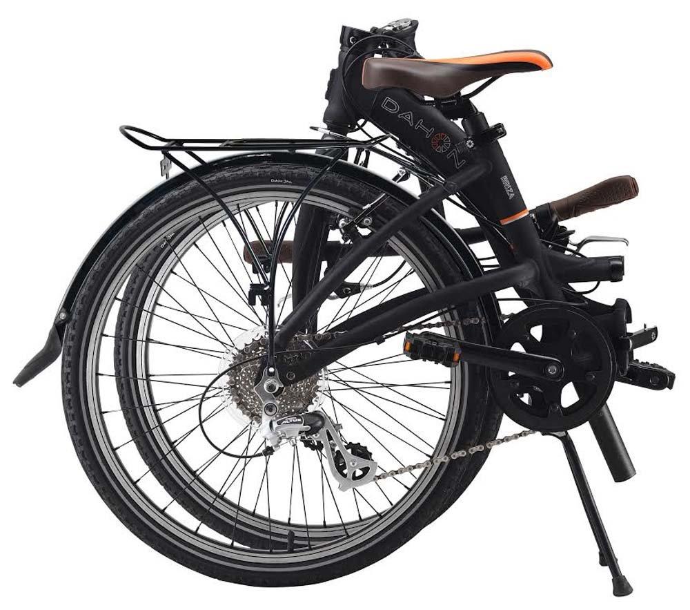 Dahon Briza D8 sombra bicicleta plegable: Amazon.es: Deportes y aire libre