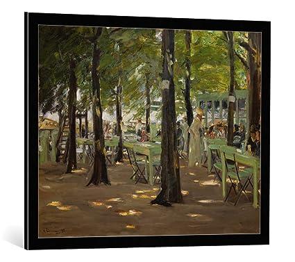 Kitchen Art Leiden.Amazon Com Kunst Fur Alle Framed Art Print Max Liebermann