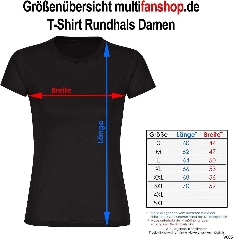 Camiseta de mujer con diseño de la bandera de The Curve ...
