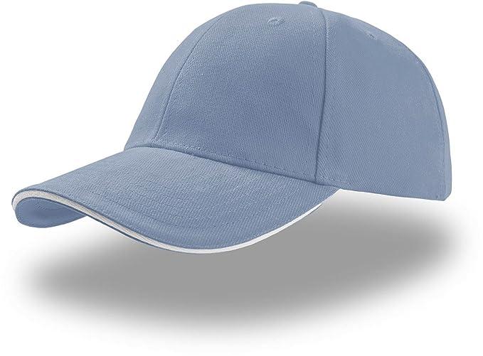 Atlantis - Boina - para Hombre Azul Claro Talla única: Amazon.es ...