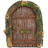 Top Collection Miniature Fairy Garden Mystical Gnome Home Door