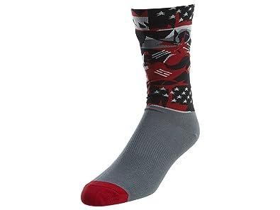 tania wyprzedaż usa aliexpress Los Angeles Amazon.com: Jordan Air Retro 9 Low Basketball Crew Socks ...