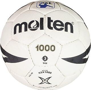 Molten H3X1000 Ballon de Handball Blanc Taille 3