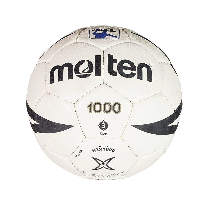 MOLTEN Balón Balonmano H3X1000: Amazon.es: Deportes y aire libre