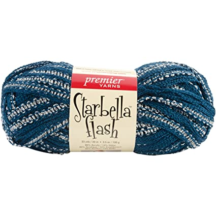 Amazon Com Premier Yarns Starbella Flash Yarn Silks