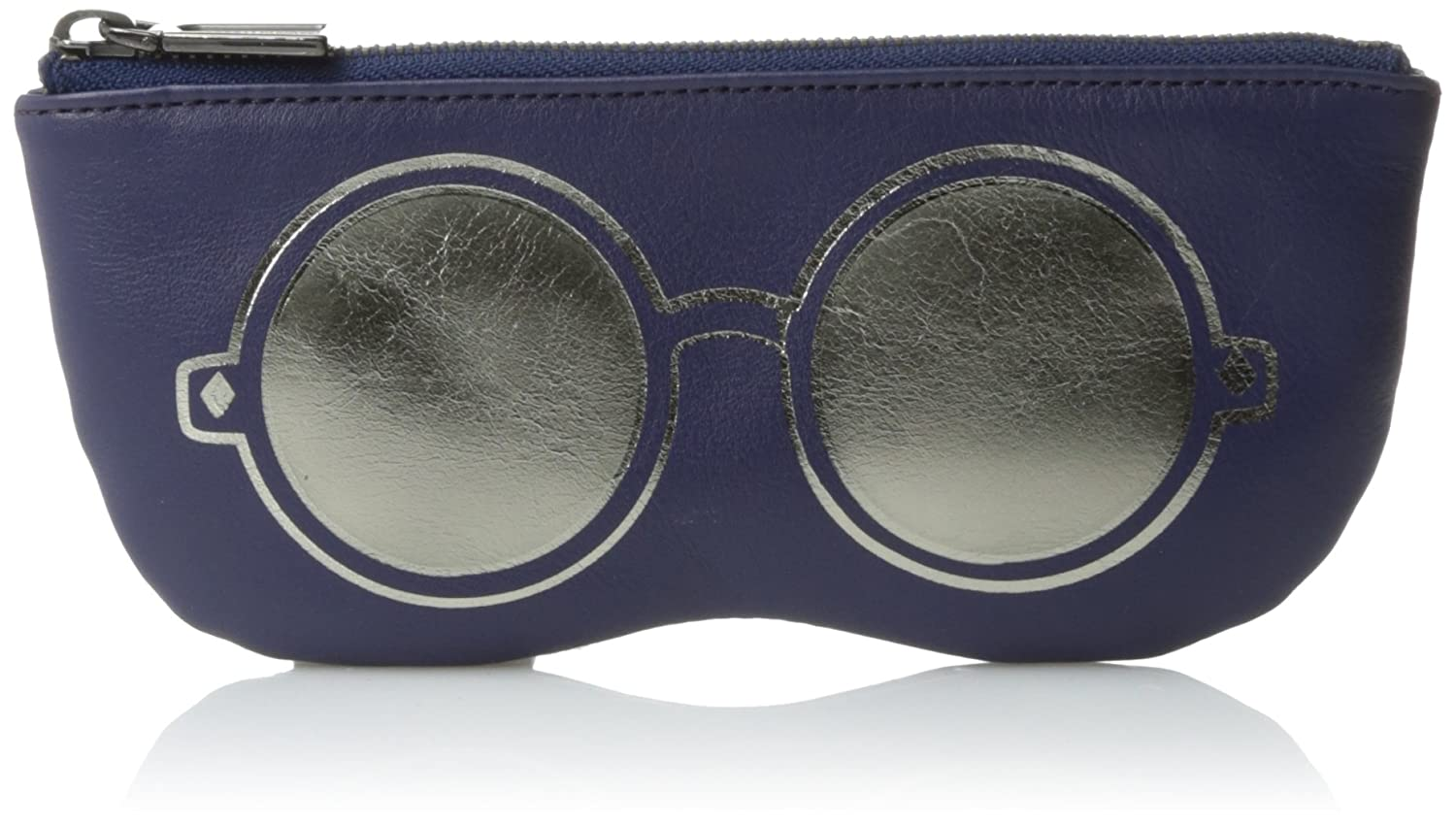 Mirrored Sunnies Pouch, Black, One Size Rebecca Minkoff