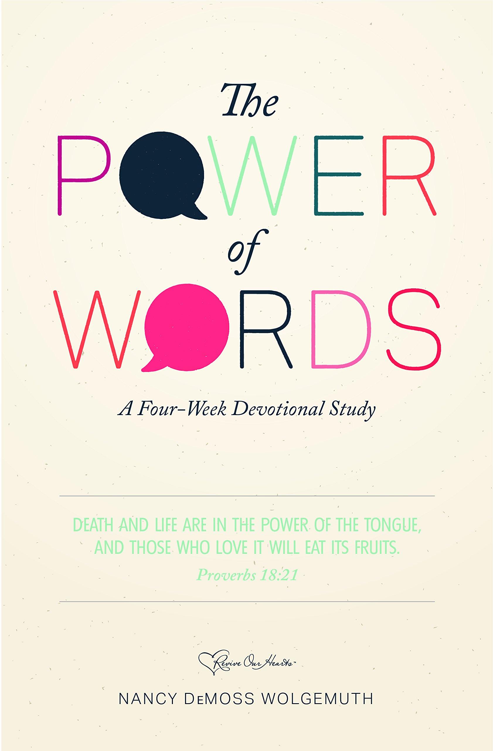 The Power of Words: Nancy DeMo...