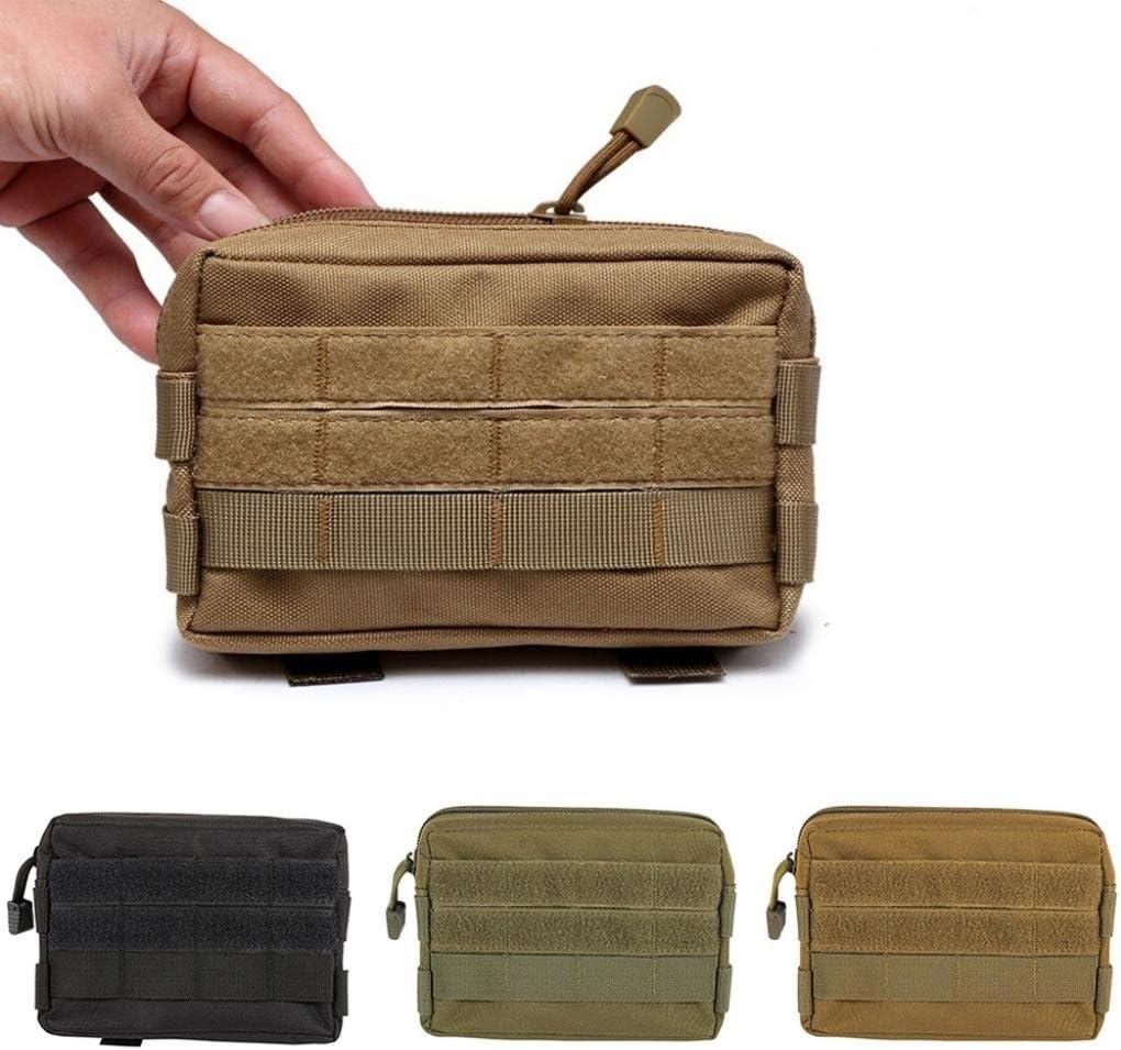 Geshiglobal /Étui de ceinture en nylon EDC tactique militaire modulaire