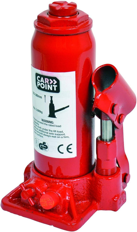 Carpoint 0677810 Hydraulik Wagenheber 3000 Kg Auto
