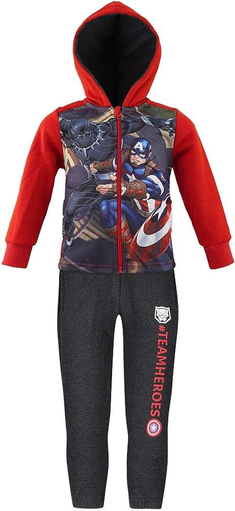 Marvel Avengers – Chándal Deportivo Sudadera, Jogging, Gimnasia ...
