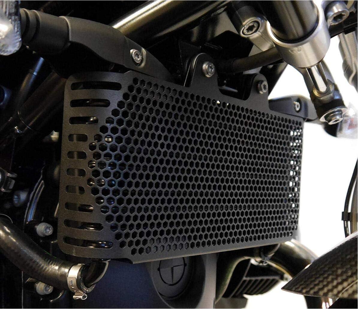 Cubierta de la Pinza del Freno Trasero Accesorios de la Motocicleta para BMW RNINET R NineT 2014-2019 Negro