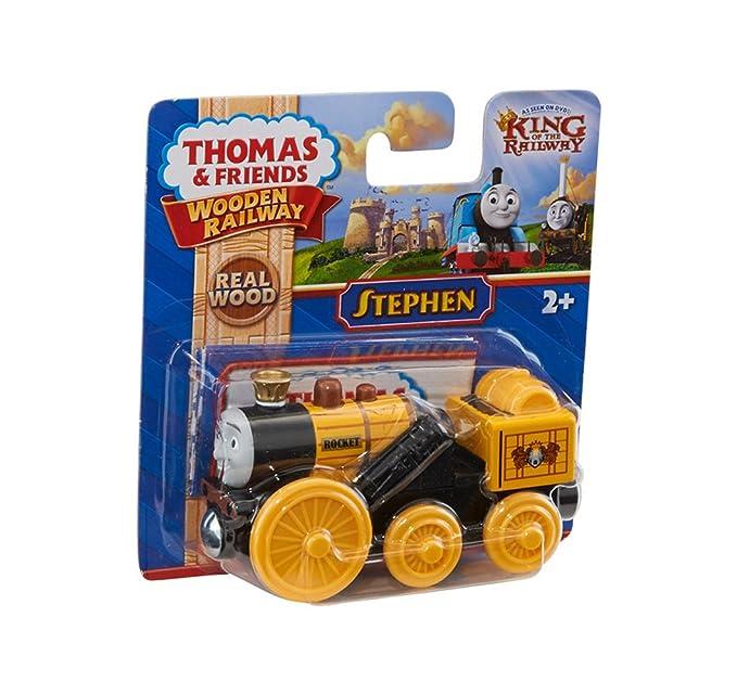 Fisher Price Thomas Friends Wooden Railway Stephen