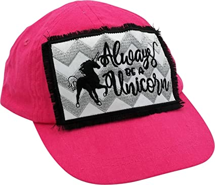 Amazon.com  Loaded Lids Baby and Toddler Girls Always Be a Unicorn ... 69650ff2f37