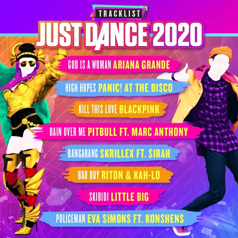 Xbox Games With Gold July 2020.Amazon Com Just Dance 2020 Xbox One Standard Edition