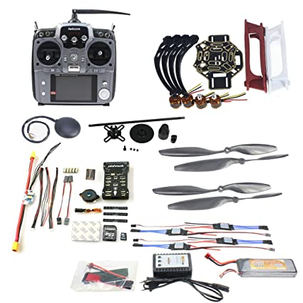 DIY FPV Drone Quadcopter 4-axle Aircraft Kit 450 Frame PXI PX4