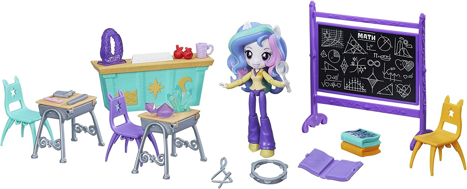My Little Pony Equestria Girls Minis Lessons & Laughs Class Set