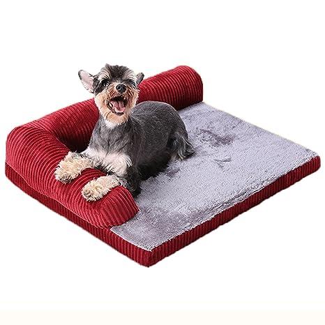 Cama de espuma viscoelástica para mascotas, de AcornPets B12