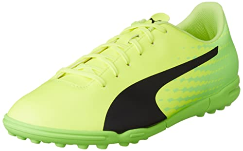 Puma Evospeed 17.4 Ag Scarpe da Calcio Uomo Giallo Safety Yellow Puma Black G