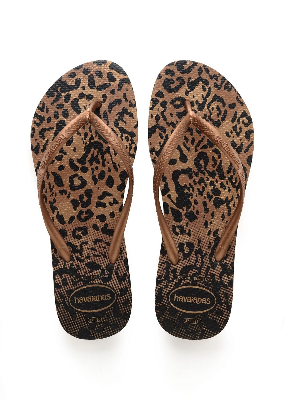 Havaianas Femme Tongs Femme Slim Animals 19570 Tongs Rouge (Rust) 042fdf0 - latesttechnology.space