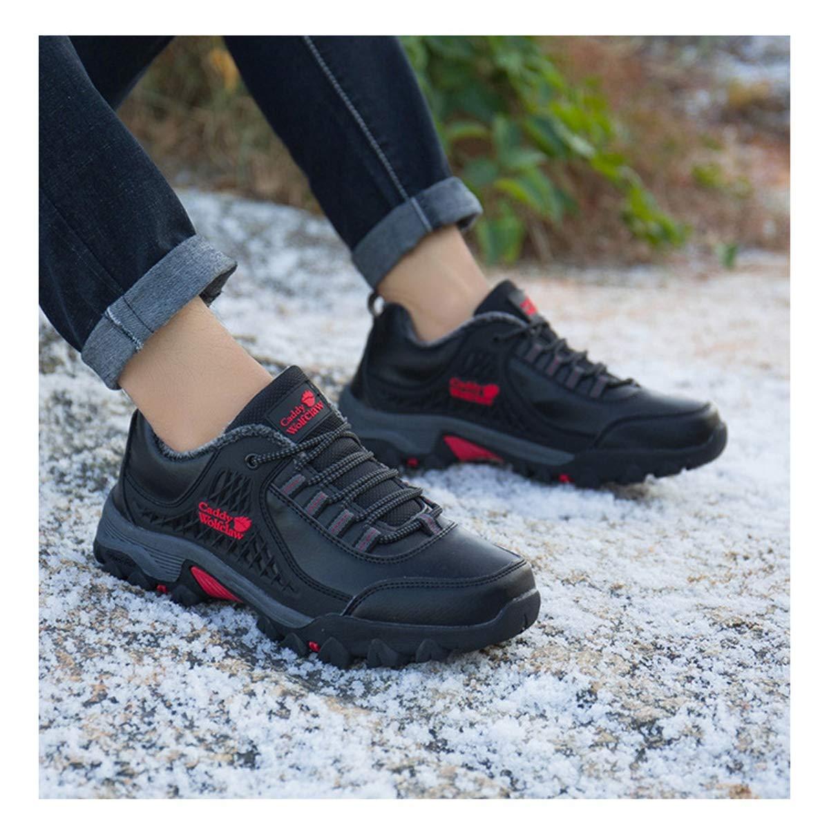 Männer Bergsteigen Stiefel Wanderschuhe Wanderschuhe Stiefel Wasser-sichere Schuhe Non Slip Attropfen Schuhe,A,43EU 30182e