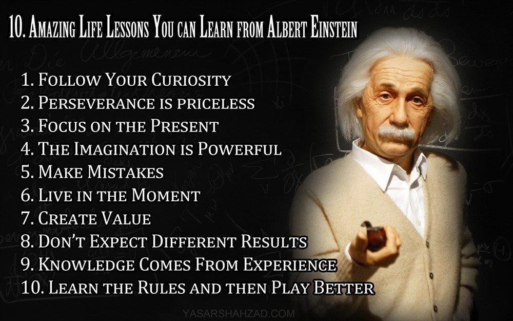 Amazon Bribase Shop Albert Einstein Quotes Motivational