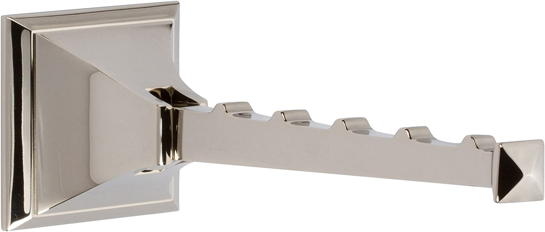 Ginger Cayden Valet Hook 4917 Pn Polished Nickel Amazon Com