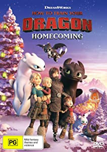 How to Train Your Dragon: Homecoming   NON-USA Format Region 4 & 2 Import - Australia