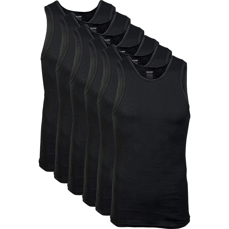 Gildan Men's A-Shirts Multipack