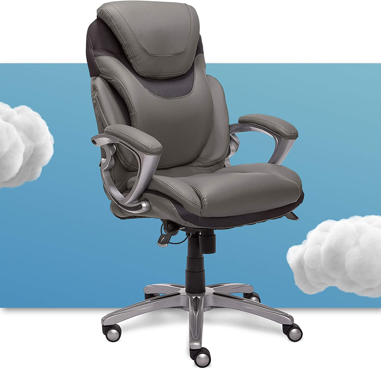 71rbe3s7lWL. AC SL1500 - What is The Best Computer Chair For Long Hours Sitting? [Comfortable and Ergonomic] - ChairPicks