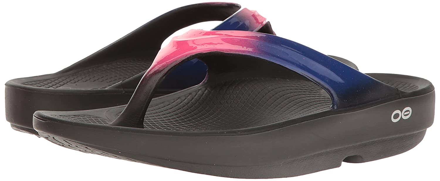 d8d1b4857a68 Oofos Unisex Ooriginal Thong Flip Flop  Buy Online at Low Prices in India -  Amazon.in