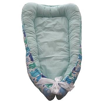 Amazon.com: Bebé rodar, nido, cocoon-cradle recién nacido ...
