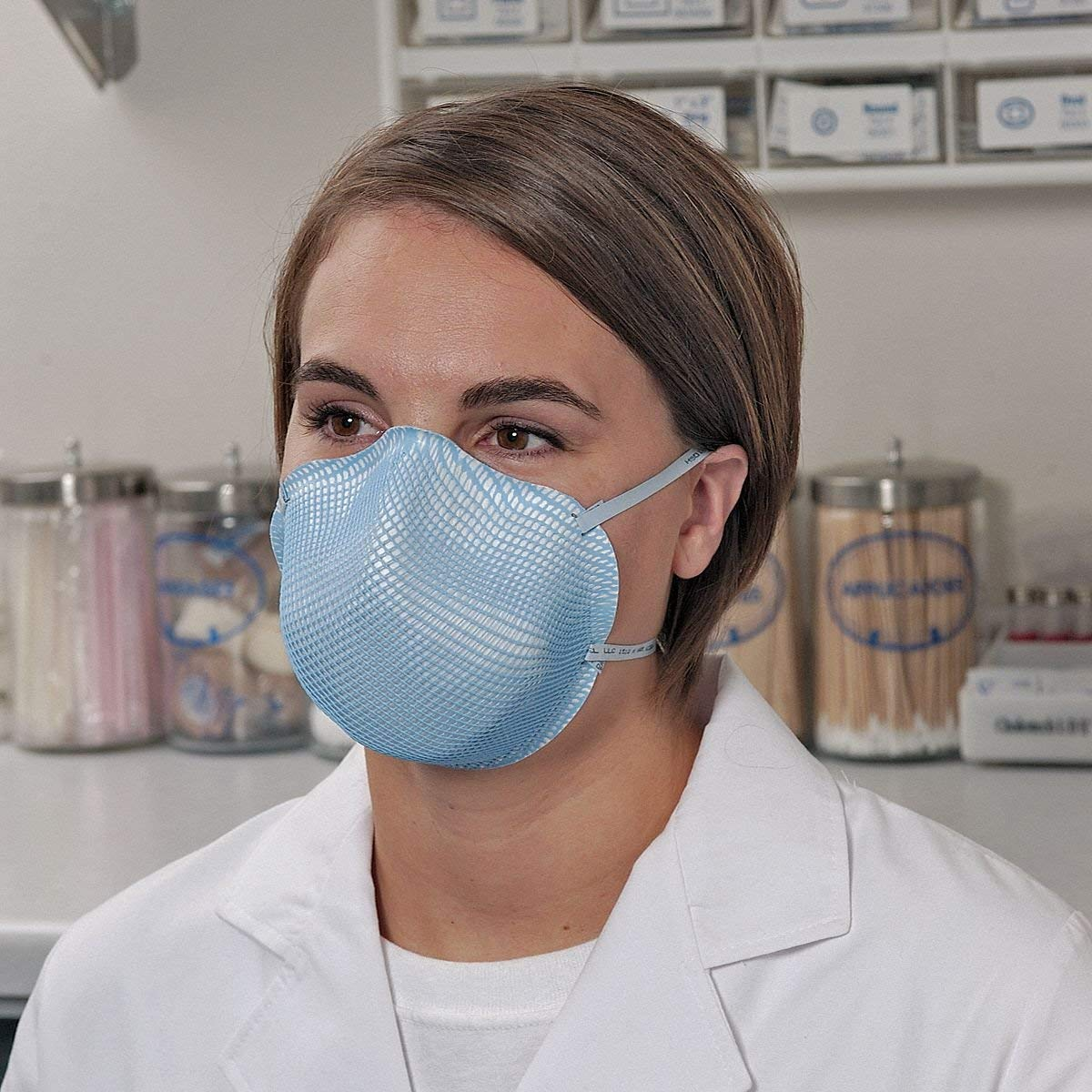 Respirator And N95 Group Surgical Size Series Extra 1500 Mask