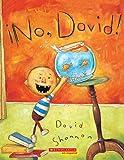 ¡no, David! (No, David!) (David Books)